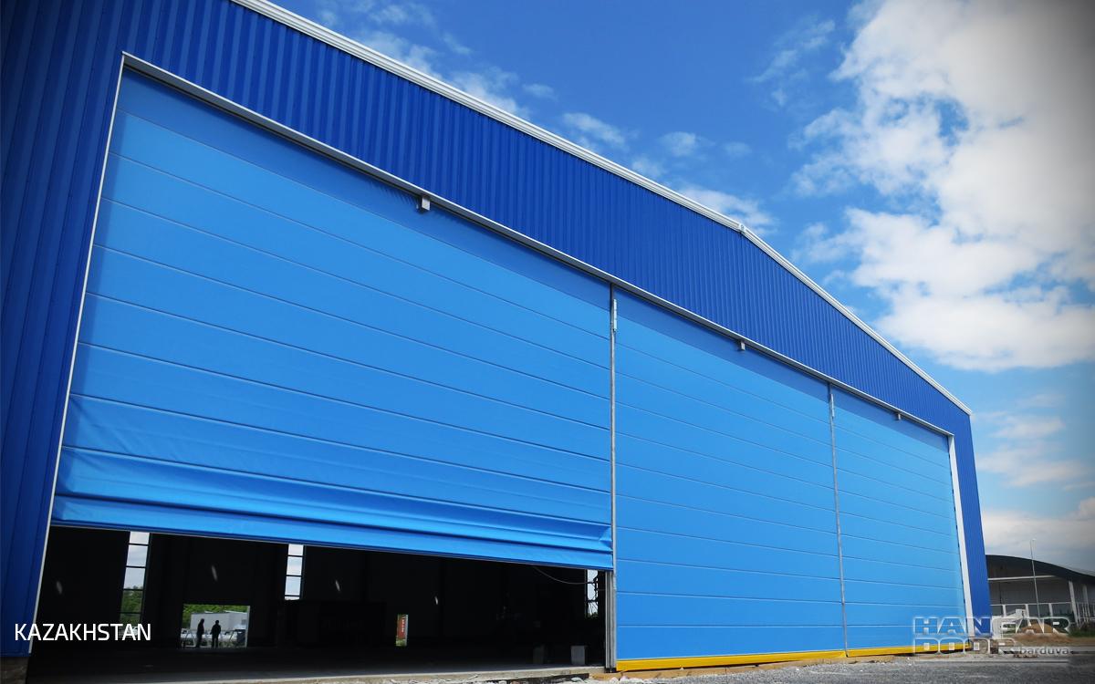 Hangar Door Barduva